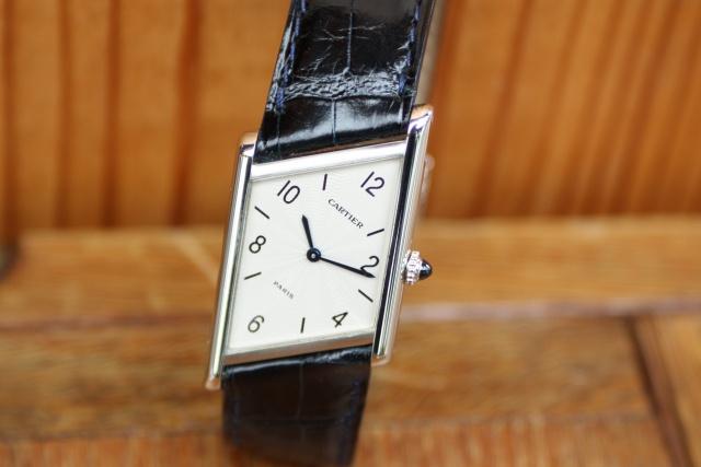Cartier limited asymetrique