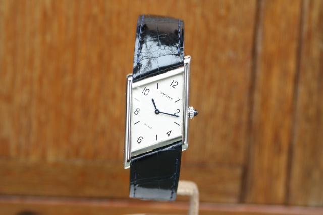 asymetric wristwatch