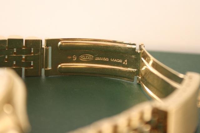 Rolex Jubilee 1950s