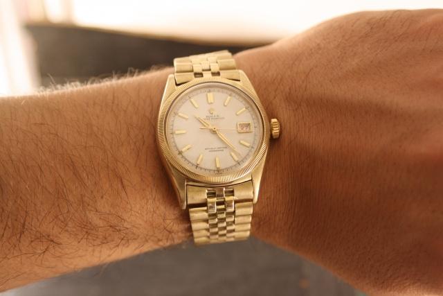 rolex 6305 wristshot