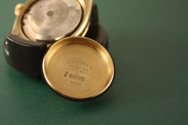 rolex 10 carat gold