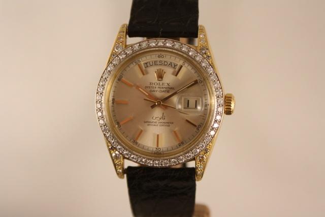 diamond rolex omani vintage
