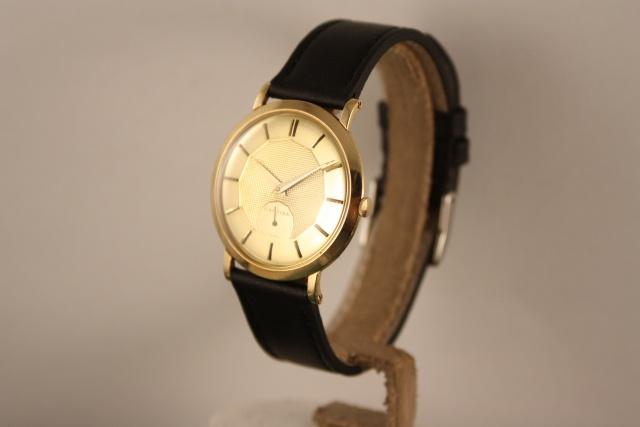 Movado vintage museum watch