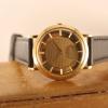 Cartier signed gold movado