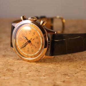 mido chronograph
