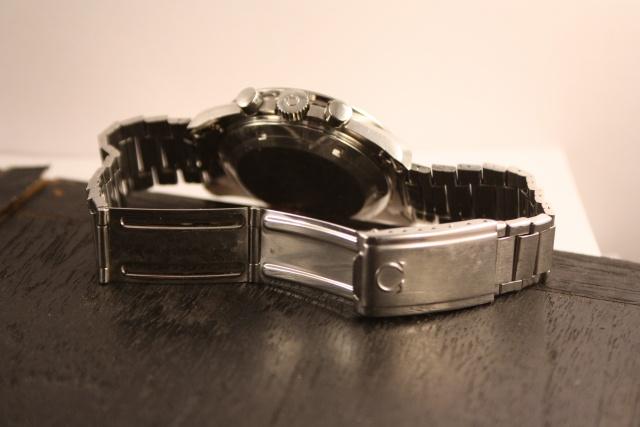 omega flatlink bracelet