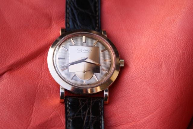 Rare Movado wristwatch 35mm
