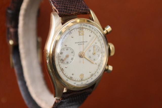 baume mercier oud horloge