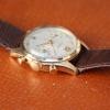 gouden chronograaf