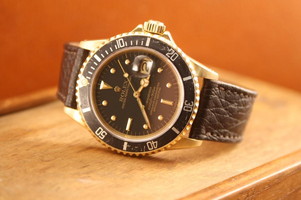 Rolex submariner Nipple dial