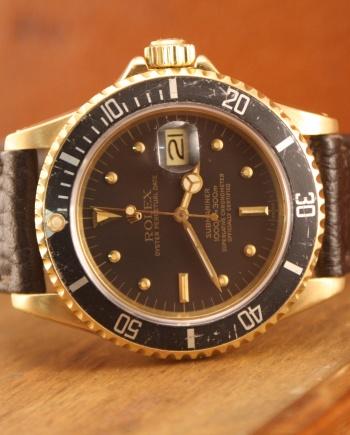 zeldzaam rolex horloge verkopen