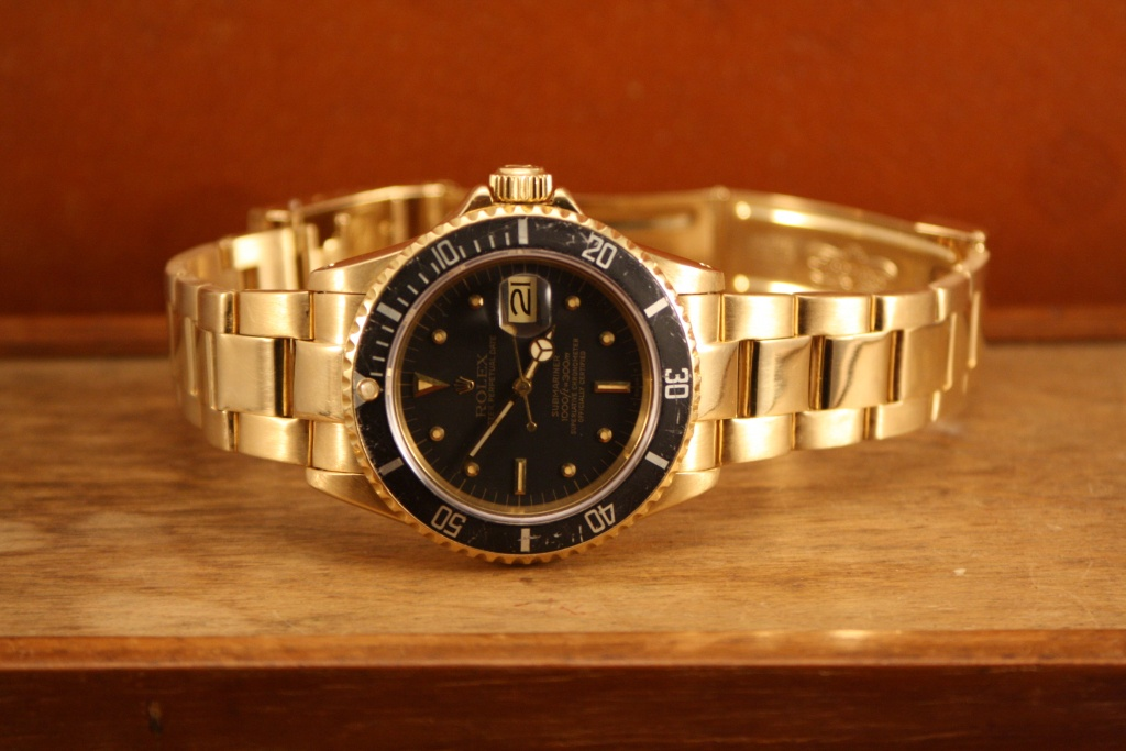Rolex 16808 Nipple dial
