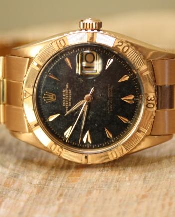 rolex 6609 rose gold