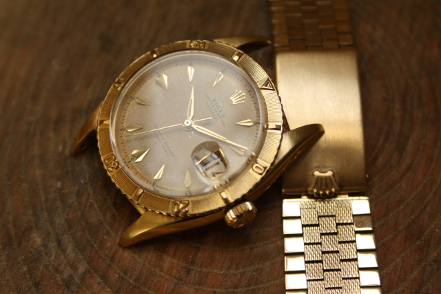 Oude Rolex datejust