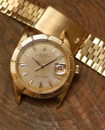 rolex 6609 wristwatch