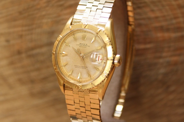 vintage rolex datejust watches