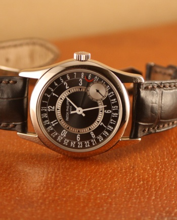 patek ref 6000g white gold