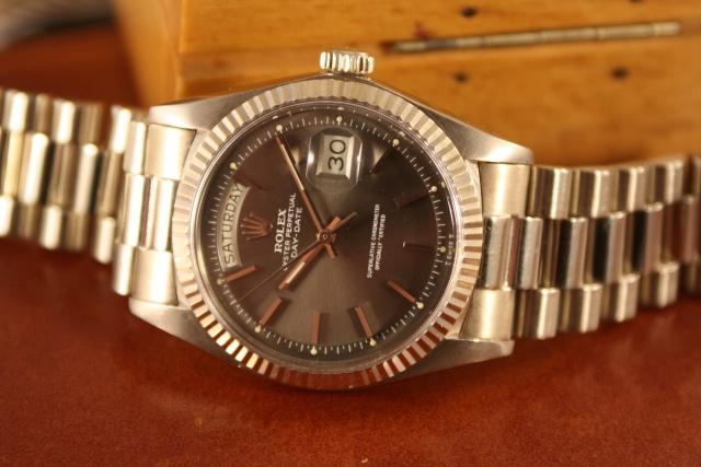 rolex 1803 grey dial