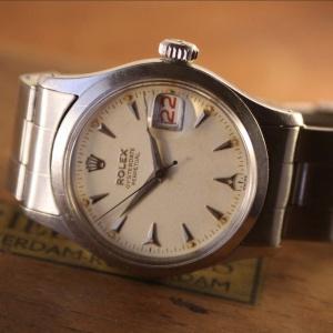 oud rolex horloge te koop