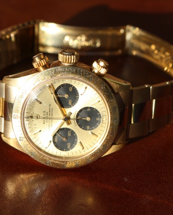 rolex 6265 gold watch