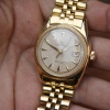 early datejust rolex in gold